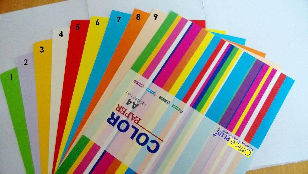 Những lưu ý về các loại giấy dùng để in tờ rơi